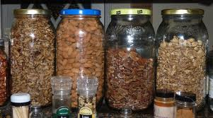 Soaking nuts, seeds, and grains