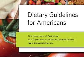 Dietary Guidelines 2015-6