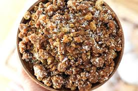 Dried Fruit, Pecan, Coconut Rawnola